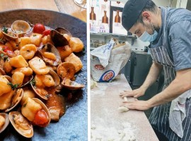 Vero Moderno in Salford, modern Italian restaurant who is trying to adapt to the times. Image credit: Vero Moderno