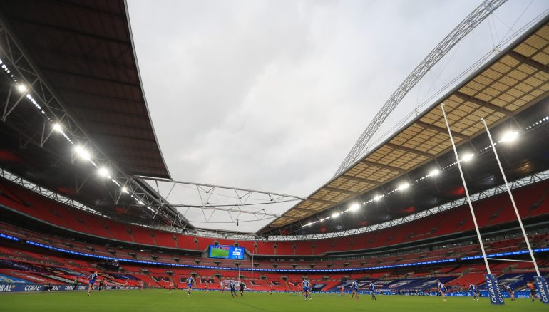 Red Devils Challenge Cup Final TV audience