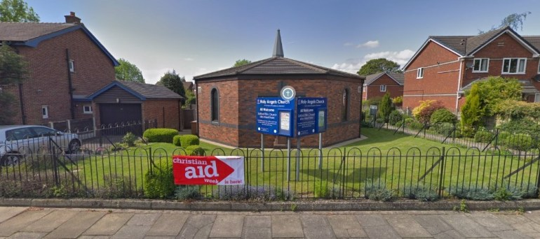 salford elim church