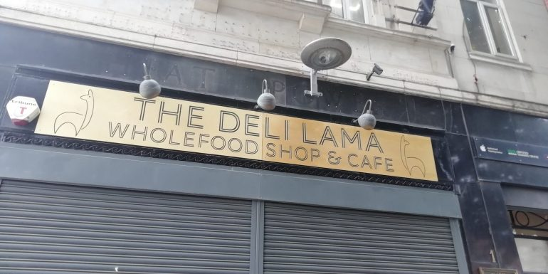 The Deli Lama Wholefood Shop & Cafe