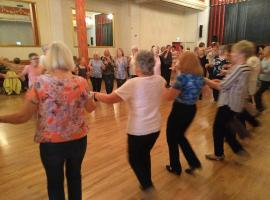 Dancing with Dementia nominated for MBE