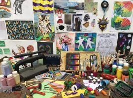 """Art gives us purpose and aids our wellbeing"" – Covid-19 Zoom art classes aim to turn lockdown into a colourful experience"
