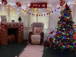 Christmas Grotto (Photo Credit Jenny Dancer)