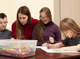 Local Salford charity branch get involved with online national webinar to help disabled children