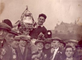 100 years since Swinton Lions icon Hector Halsall made his debut