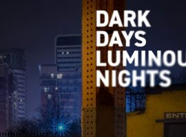 Dark Days, Luminous Nights Graphic (Credit: Manchester Collective)