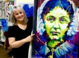 """I believe it's right to put something back in life"" – Florence Nightingale painting on sale for Salford hospice"