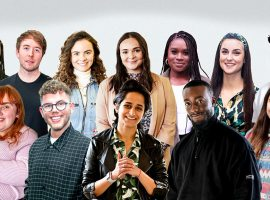 Meet the Salford students who have made it as BBC Radio One hosts