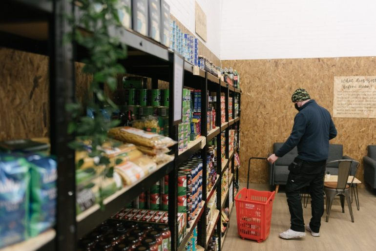 Victory Outreach Community Grocery Shopper