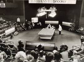 Sent by email by Dave Spencer (Johns brother) Photo found also on twitter  https://twitter.com/Betfred/status/1255829412962074626 https://twitter.com/SnookerMemories/status/858094996217638912