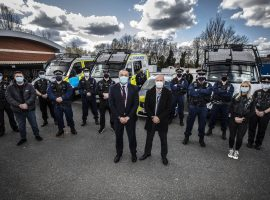 Shootings down and targets behind bars – One year since anti-organised crime Operation Naseby began