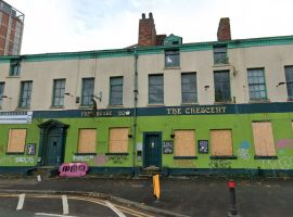 The Crescent Pub. Credit: Google Maps