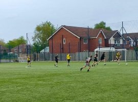 """""""After finding our options locally were limited I decided to start one myself"""" – New Salford six-a-side football league launches"""