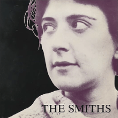 Cover art for Girlfriend In A Coma by The Smiths, of Shelagh Delaney, author of A Taste of Honey.. Photo credit: screenshot from https://www.youtube.com/watch?v=2cXVU7a1H_c
