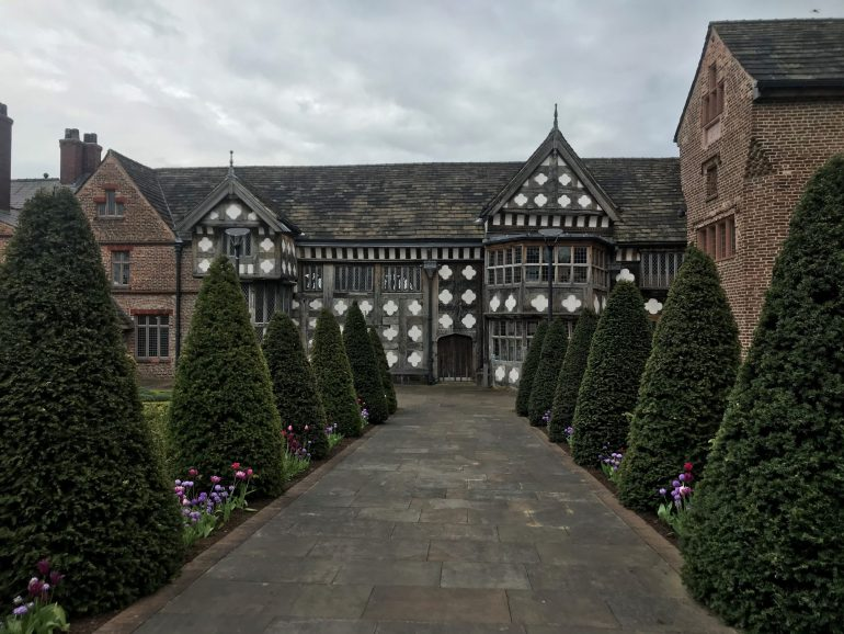 Ordsall Hall. Picture credit: Lucy Fieldhouse.