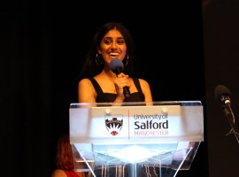 From Salford Student to Radio Presenter: How Priya Matharu made her breakthrough in radio