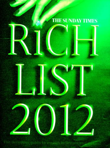 Sunday Times Rich List 2017: Richest people in Britain ...