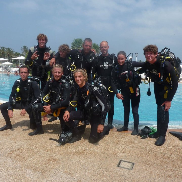 PADI Divemaster Course | S'Algar Diving, Menorca