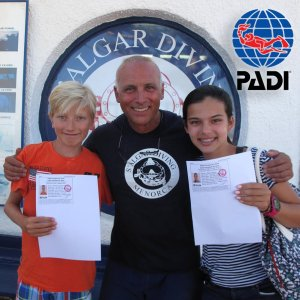 PADI Enriched Air Nitrox   S'Algar Diving, Menorca