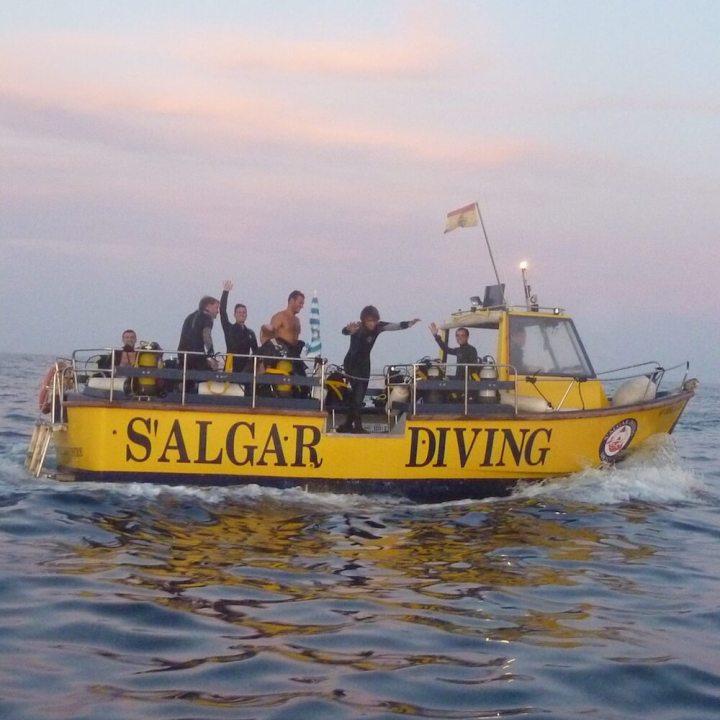 PADI Advanced Open Water Diver Course, Menorca