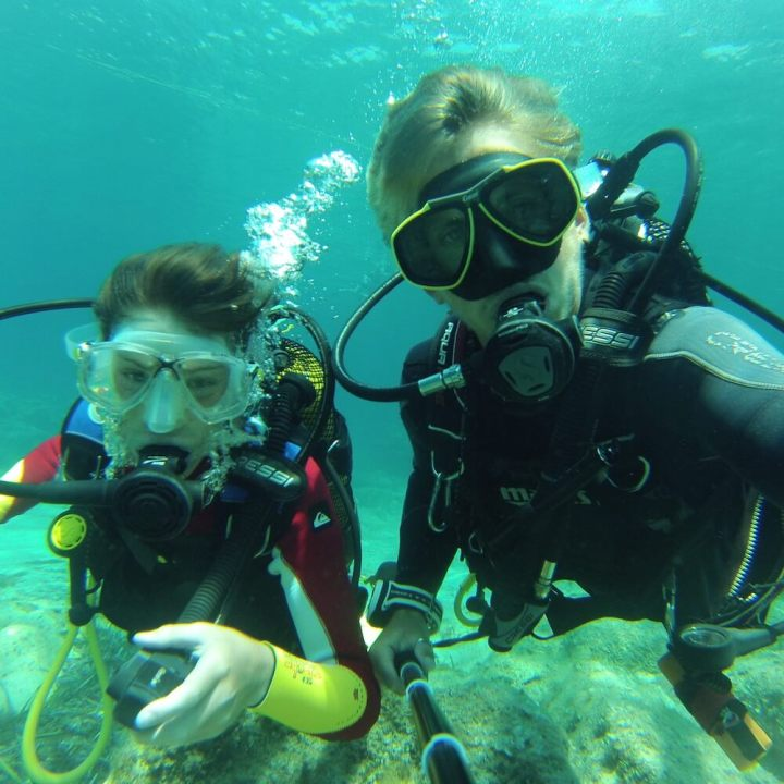 PADI Referral Open Water Diver Course, Menorca