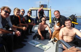 Dive with us at S'Algar Diving Menorca