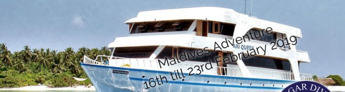 Maldives liveaboard 2019 MY Ari Queen
