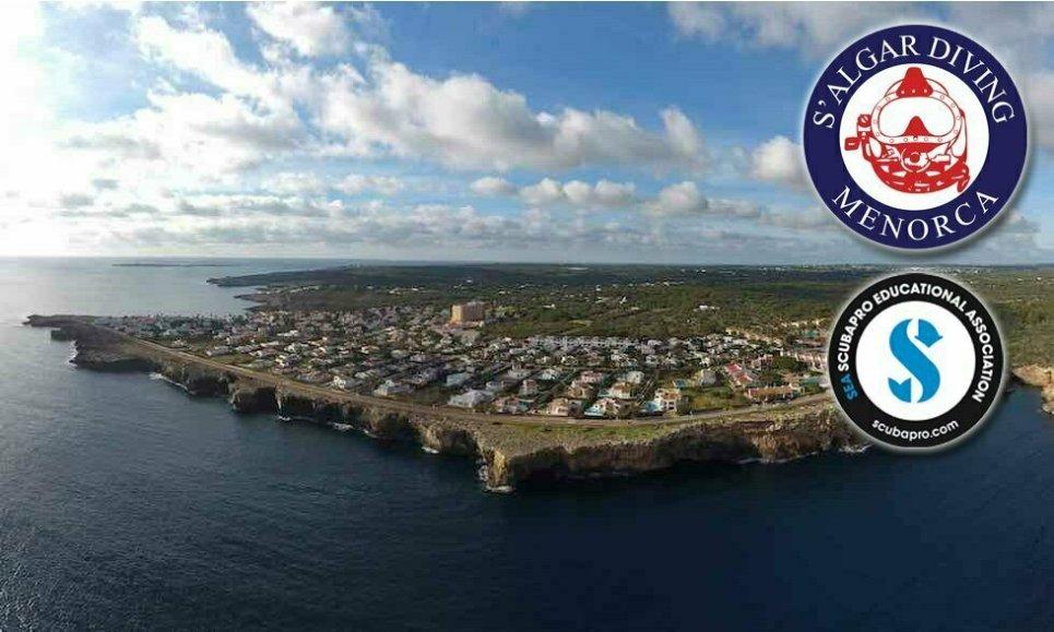 Marine Reserve Isla del Aire @S´Algar Diving Menorca