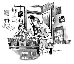 Illustration - Culture Magazine