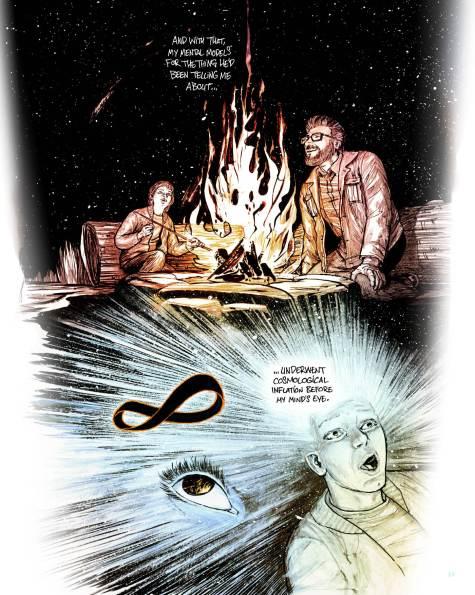 Comics page