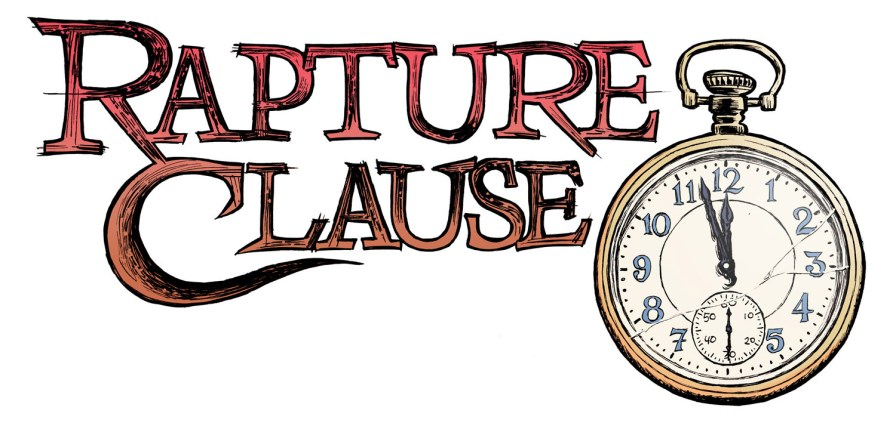 Band logo - requested to resemble the logo for my book Therefore, Repent!