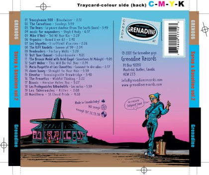 Compilation CD
