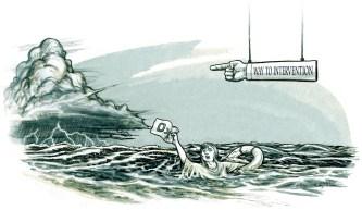 Science paper illustration