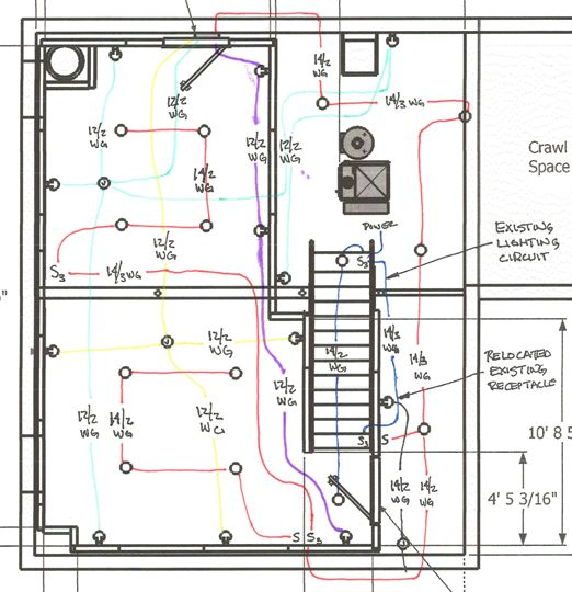electrical wiring diagrams for recessed lighting surface waves diagram breaker tripping - doityourself.com community forums