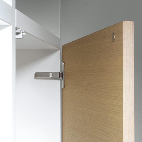 ouverture push pour portes sans poignee