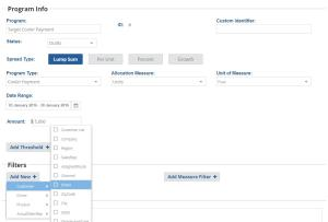 Allocations Advanced Web Application