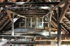 Der Dachboden soll restauriert werden