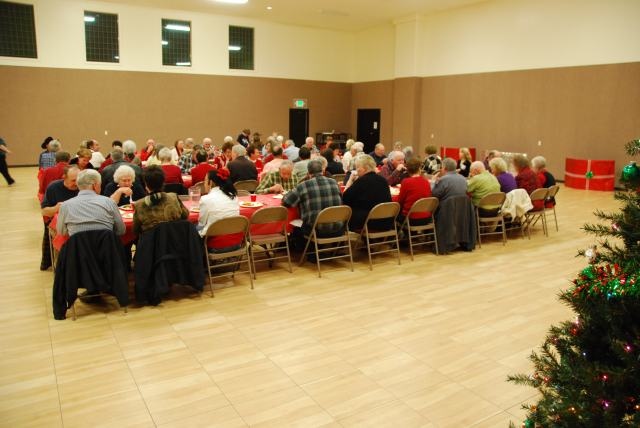 Senior Citizen Christmas Party 2013