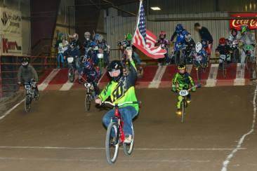 Red Hills BMX Blackhawk Arena Salina Utah