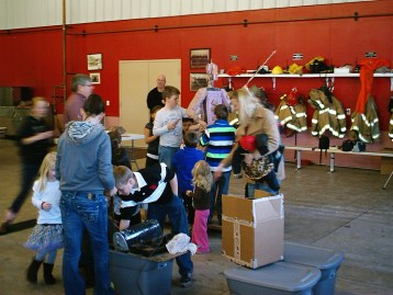 Clay Day at the Firehouse