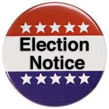 Election Notice for Salina Utah