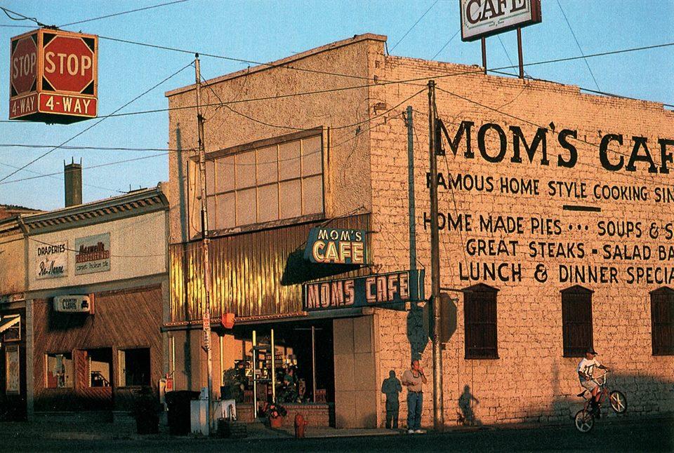 Old Moms Cafe