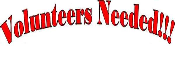 volunteers needed for coming season fsj flyers vxwirc clipart rh salinacity org
