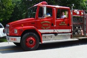 OHD Salisbury fire