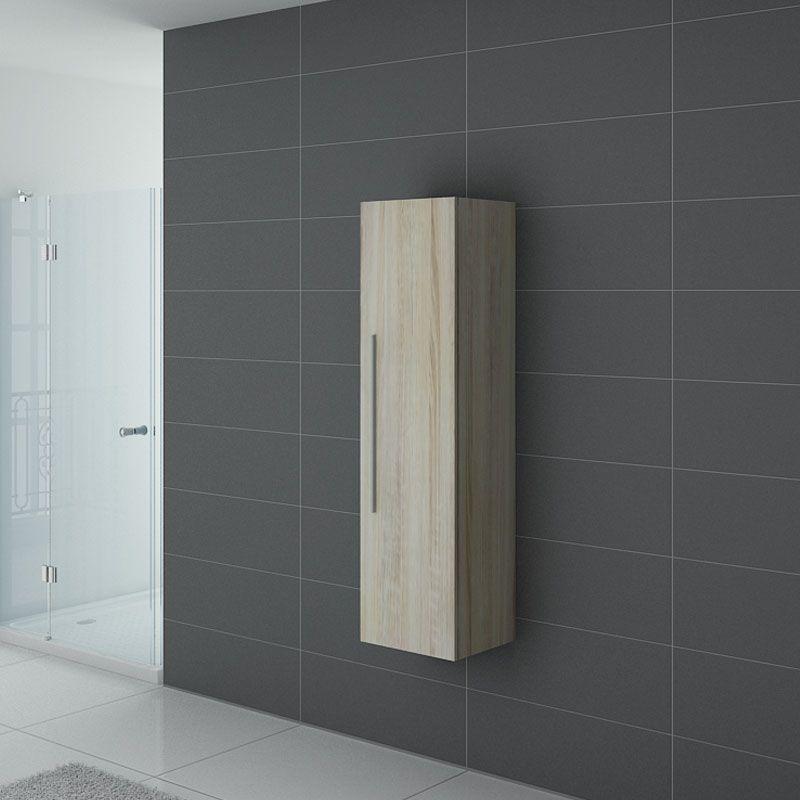 meuble colonne pal150sc salle de bain scandinave