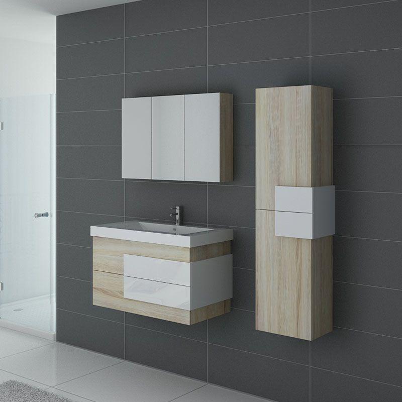 meuble de salle de bain suspendu 90 cm ensemble de salle de bain 90 cm arcola