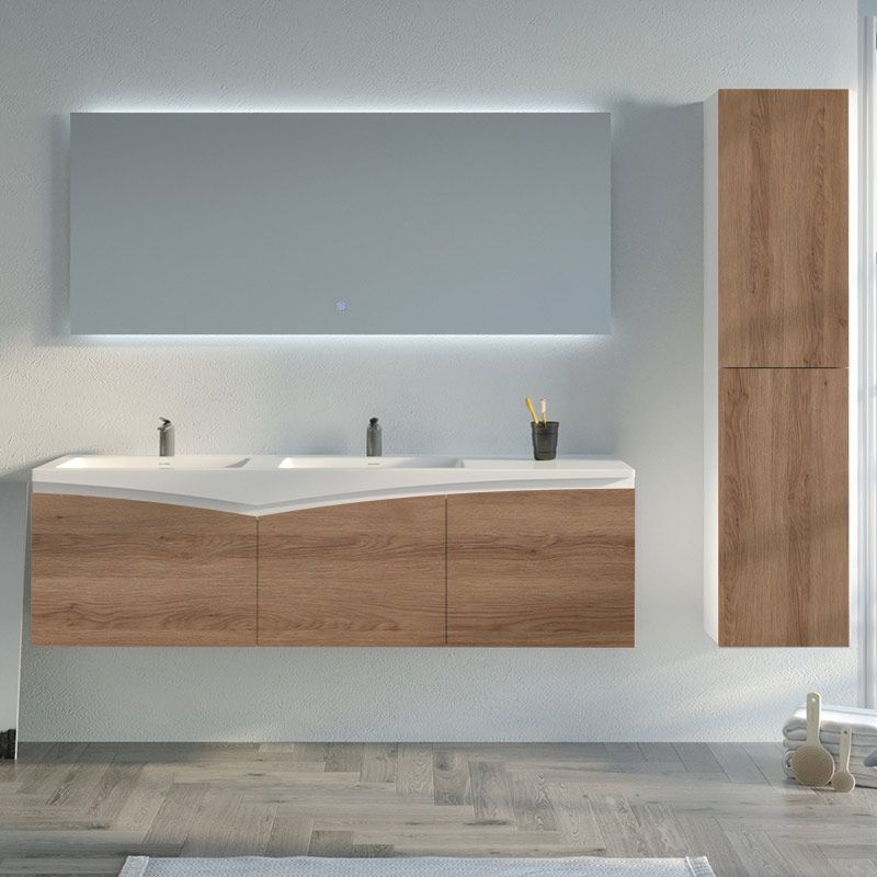 meuble salle de bain cagliari 1600