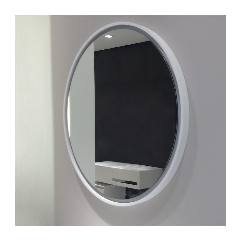 Miroir Rond A Led Miroir Lumineux Pour Salle De Bain Miroir Rond Avec Eclairage