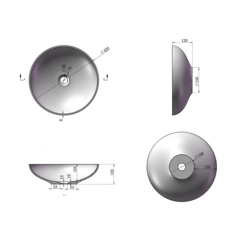 Baignoire Lot Piave Moderne Et Confortable
