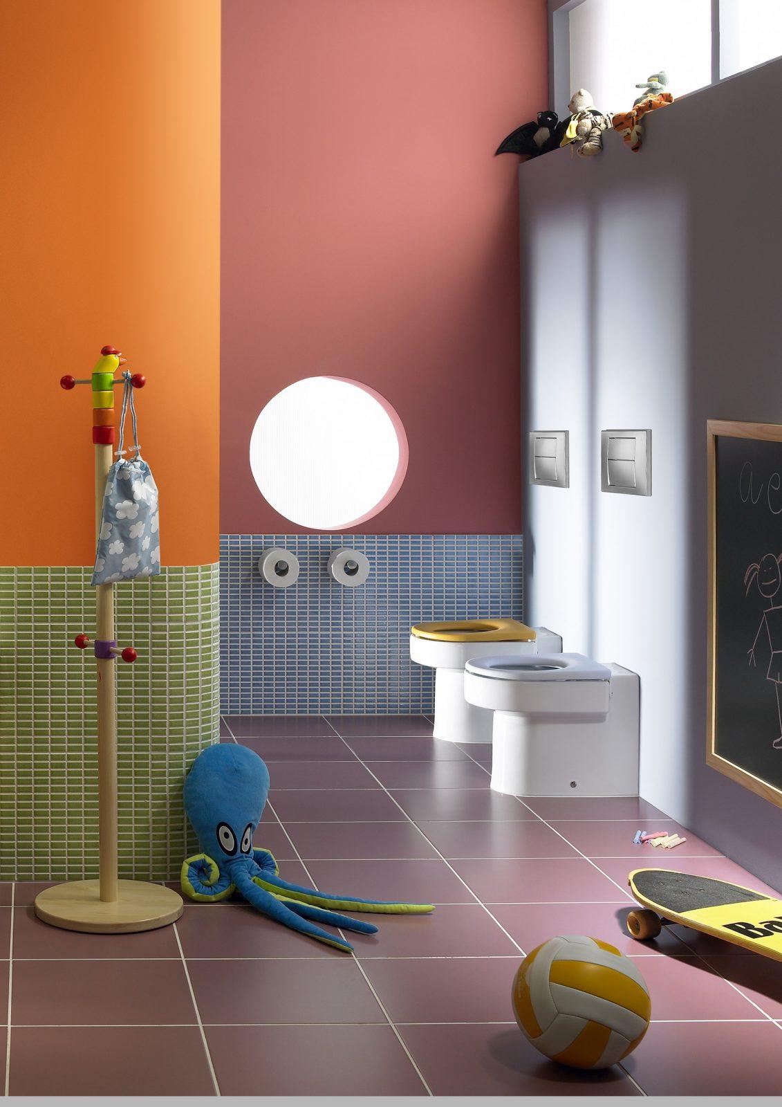 WC Et Bidet Enfant HAPPENING De Roca Salle De Bains